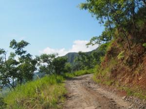 P3053692 - De weg naar Livingstonia