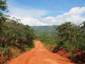 P3053709 - De weg naar Livingstonia