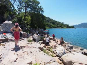 P3154810 - Snorkelen en lunchen bij West Thumbi Island