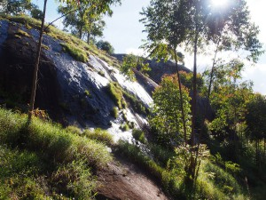 P3174912 - Flinterdunne waterval Zomba plateau
