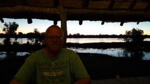 20170403 184544 - Spelletje doen met uitzicht, Pinnon Lodge