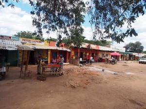 P3305801 - Dorpskern Mfuwe