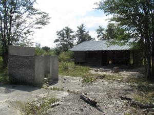 IMG 4368 - Verlaten rangerpost Mudumu NP