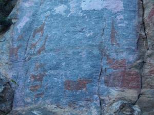 P5027676 - Rotstekeningen Tsodilo Hills