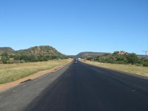 IMG 0031 - Rijden door de Kalahari, Botswana