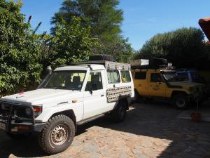 P5270453 - Bij Matthias en Alexandra, Gaborone