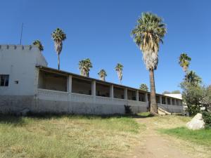 IMG 0132 - Schutztruppe kazerne, Windhoek