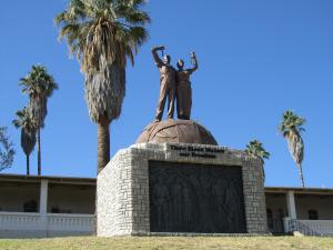 IMG 0143 - Schutztruppe kazerne, Windhoek