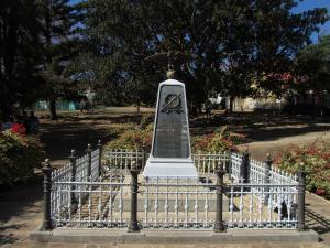 IMG 0146 - Monument in Zoo Park, Windhoek