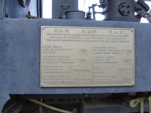 IMG 0161 - Locomotief bij station Windhoek