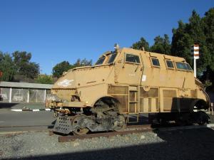 IMG 0163 - Locomotief bij station Windhoek