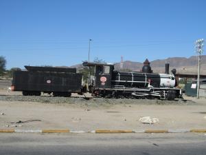 IMG 0192 - Locomotief in dorpje