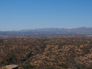 P6030513 - Windhoek vanaf Daan Viljoen GR