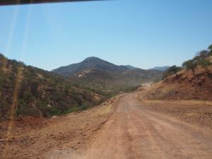 P6171895 - Onderweg naar Epupa Falls