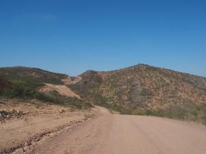 P6212101 - Onderweg naar Kamanjab