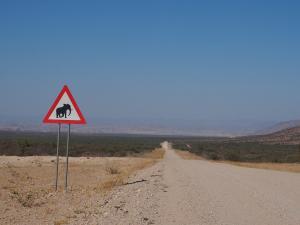 P6212107 - Onderweg naar Kamanjab
