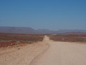 P6212131 - Onderweg naar Kamanjab