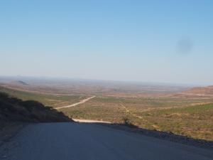 P6212155 - Onderweg naar Kamanjab