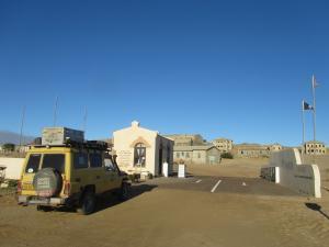 IMG 0654 - Ingang Kolmanskop
