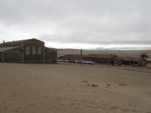 IMG 0739 - Parkeerplaats Kolmanskop