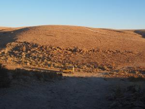 P6282805 - Wildkampje net buiten Namib-Naukluft NP