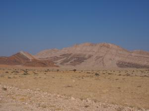 P6292846 - Onderweg naar Sesriem