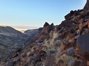 20170703 155811 - Pad naar Brukkaros krater