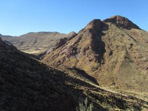 IMG 0862 - Onderweg naar krater Brukkaros vulkaan
