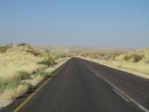 IMG 1076 - Onderweg naar Augrabies NP