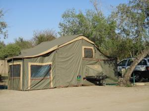 IMG 1148 - Kun je dit nog kamperen noemen, Augrabies NP