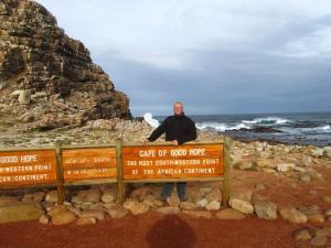 IMG 1627 - Bjorn bij Kaap De Goede Hoop