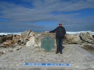 IMG 1816 - Bjorn bij Cape Agulhas