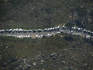 IMG 1398 - Spot de kanarie! Vanaf Tafelberg
