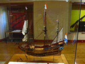 IMG 1458 - Museum in fort De Goede Hoop