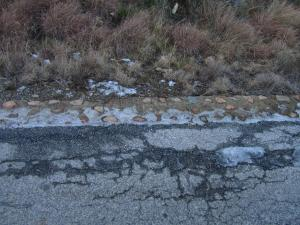 IMG 2021 - IJs langs de weg Camdeboo NP