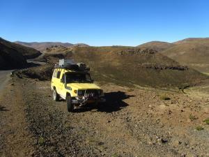 IMG 2193 - Onderweg naar Maseru