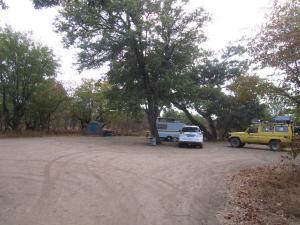 IMG 2544 - Twee kampeerders op 1 plek, Kruger NP
