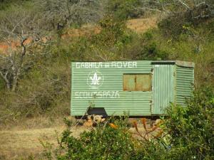 IMG 2856 - Scouting clubhuis bij Nsangwini rotstekeningen