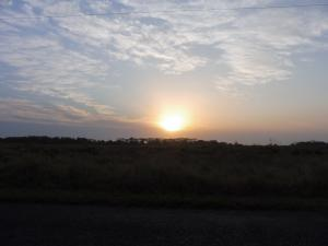P1010543 - Zonsondergang iSimangaliso Wetlands Park, foto Nicole