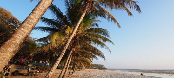 Dag 116-120 (20-24 dec.): Kerst aan het strand (deel 1)