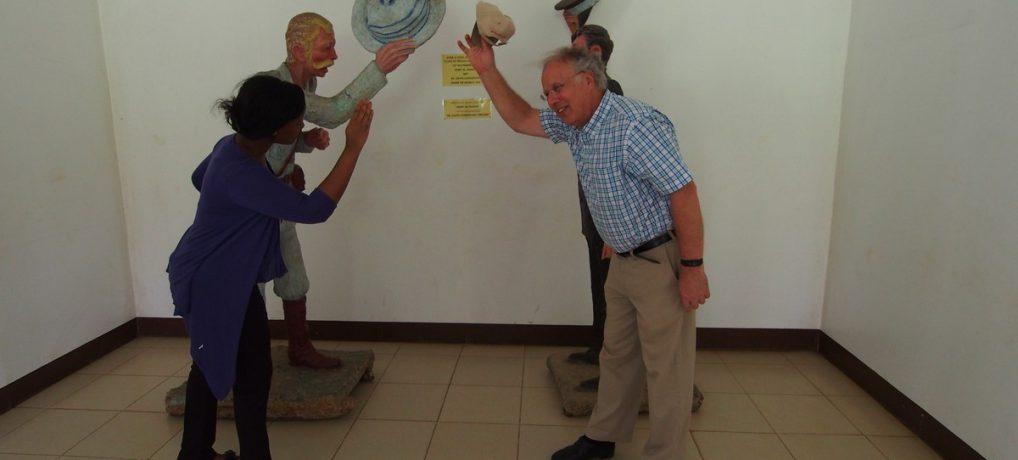 Dag 176-180 (18-22 feb.): Ruig west-Tanzania, 'Dr. Livingstone, I presume?'