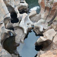 Dag 336-340 (28 juli-1 aug): Blyde River Canyon, Bourke's Luck Potholes