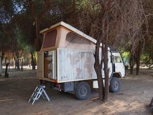 PC067899 - Truck van Martine en Andrew in South Horr