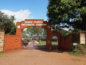 PC118212 - Graf Baden Powell in Nyeri