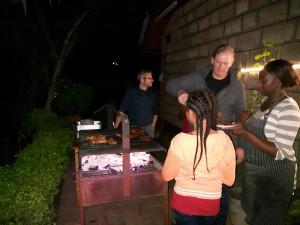 20161231 192428 - Eindejaars barbecue in Jungle Junction