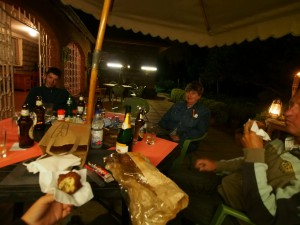 PC319173 - Eindejaars barbecue in Jungle Junction