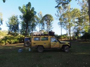 P1069539 - Kampje De Brazza Camp