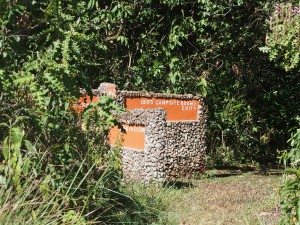 P1069566 - Wegwijzers Kakamega Forest NR