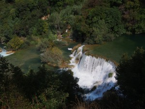 P9120473 - Watervallen in Krka NP