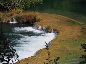 P9120484 - Watervallen in Krka NP